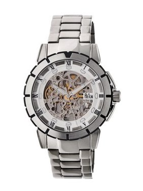 af66744a6 Product Image Philippe Automatic Skeleton Bracelet Watch - Silver