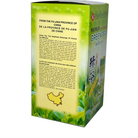 Green Tea-Loose/Jasmine Uncle Lee's 5.29 oz Bulk