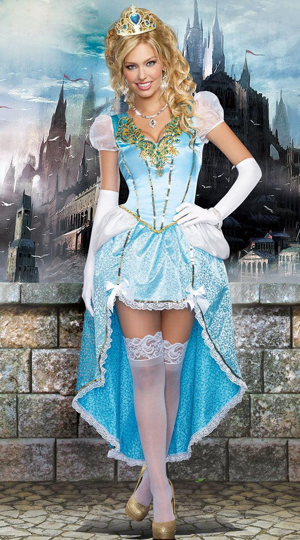Cinderella disney princess adult costume