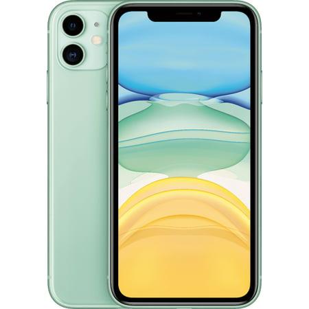 Apple iPhone 11 64GB Green Fully Unlocked A Grade Refurbished Smartphone