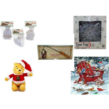Christmas Fun Gift Bundle [5 Piece] -  Decorations