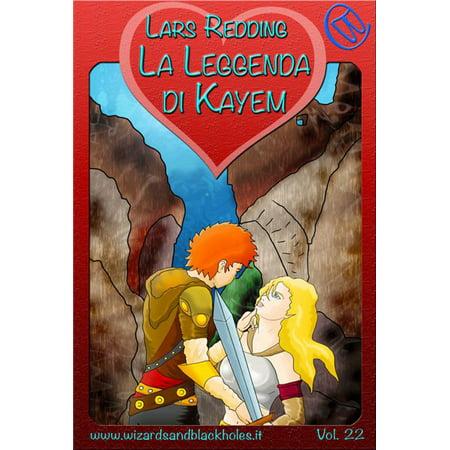 La Leggenda di Kayem - eBook (Halloween E La Leggenda Di Jack-o'-lantern)