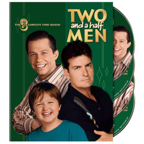 Two And A Half Men: The Complete Third Season (Widescreen)