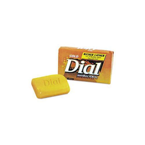 Antibacterial Deodorant Bar Soap, Unwrapped, White, 2.5oz, 200/Carton