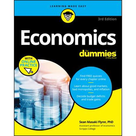 Economics For Dummies, 3rd Edition - eBook