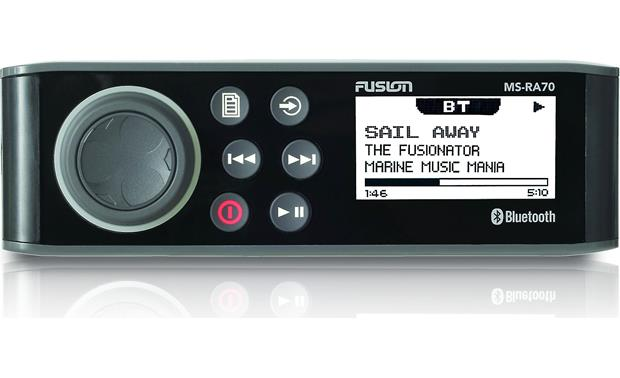 Fusion MS-RA70 Marine AM FM NMEA Bluetooth Stereo Receiver by Fusion
