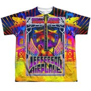 Jefferson Airplane San Francisco Big Boys Sublimation Shirt