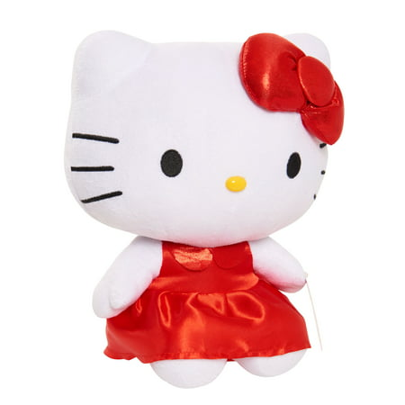 Hello Kitty Halloween Plush (Hello Kitty Plush - Hello Kitty in Red)