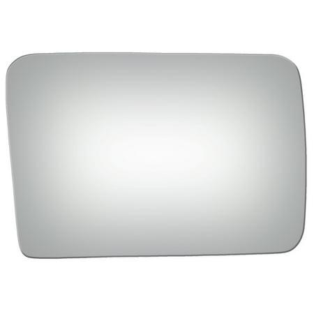 Nissan Pathfinder Door Mirror (Burco 3162 Right Side Power Mirror Glass for Nissan D21, Pathfinder, Pickup)