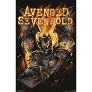 Avenged Sevenfold - Domestic Poster
