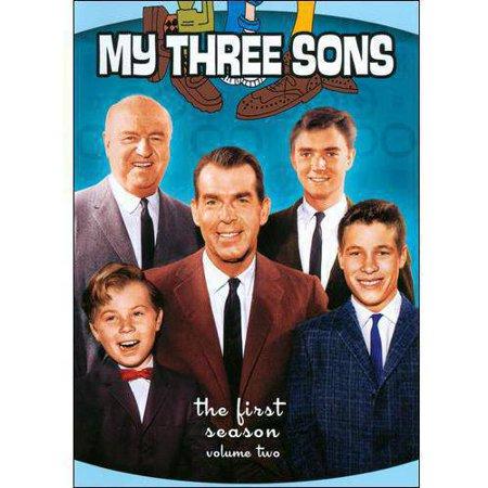 My Three Sons  Season One  Vol  2  Full Frame
