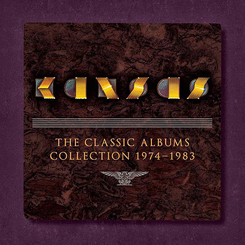 The Classic Albums Collection 1974-1983 (Limited Edition) (11 Disc Box Set)