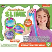 Cra-Z-Art Nickelodeon Ultimate DIY Unicorn Slime Making Kit