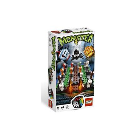 LEGO Monster 4 Game (3837)](Monster High Party Games)