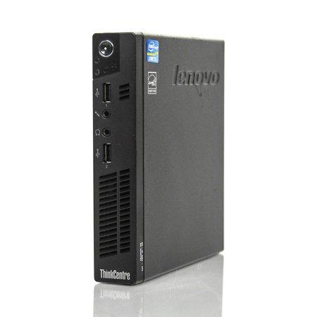 Refurbished Lenovo ThinkCentre M72e Tiny i5-3470T 2.90GHz 16GB 128GB SSD Win 10 Pro 1 Yr Wty