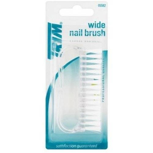 Trim Nail Care Wide Nail Brush