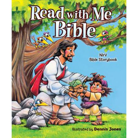 Read with Me Bible, NIRV : NIRV Bible Storybook for $<!---->