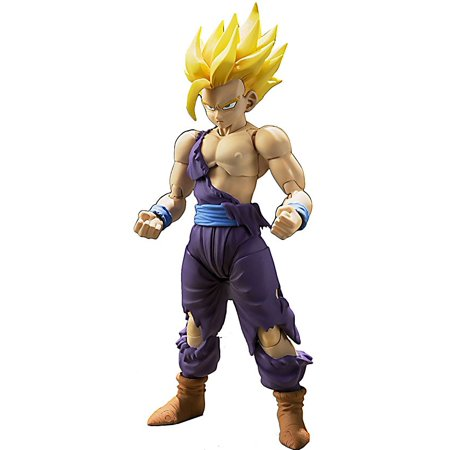 Dragon Ball S.H. Figuarts Super Saiyan Son Gohan Action Figure [2016 Version]