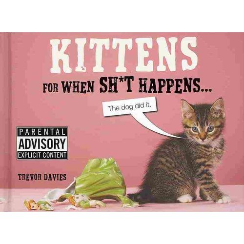 Kittens for When Shit Happens Book