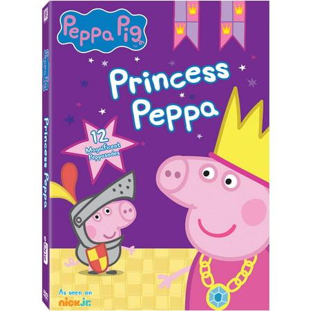 Peppa Pig: Princess Peppa - Peppa Pig Halloween Full Movie