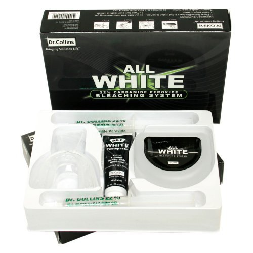 Dr.Collins All White Bleaching System 22% Carbamide Peroxide