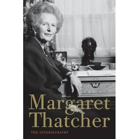 Margaret Thatcher : The Autobiography