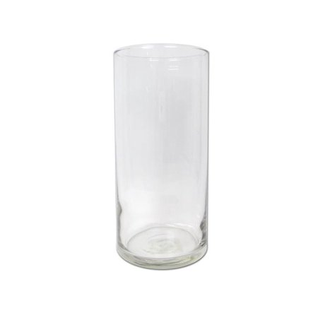 Crisa By Libbey Glass Cylinder Vase 75 Walmart