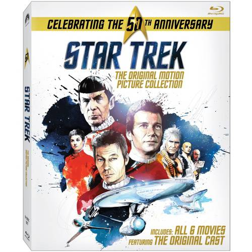 Star Trek: Original Motion Picture Collection (Blu-ray) (Widescreen)