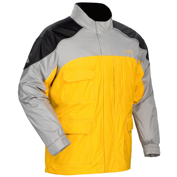Tourmaster Sentinel Rain Jacket Yellow