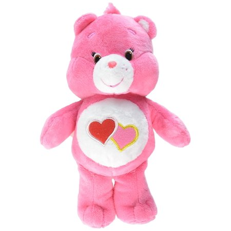 Care Bear Bean Love a Lot Plush..., By Just Play Ship from US