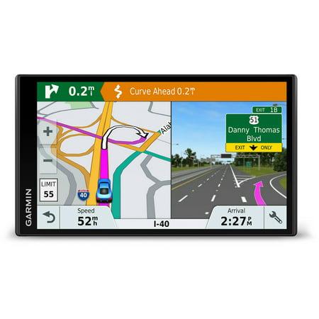 Garmin DriveSmart 61 LMT-S Navigation System (North America Maps, Traffic & Parking) (Dvd Navigation Map North America)