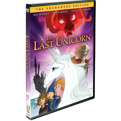 The Last Unicorn: The Enchanted Edition (Widescreen)