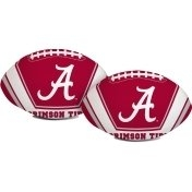 NCAA Alabama Crimson Tide Prizes Softee Football / 6 / Crimson/White / NCAA