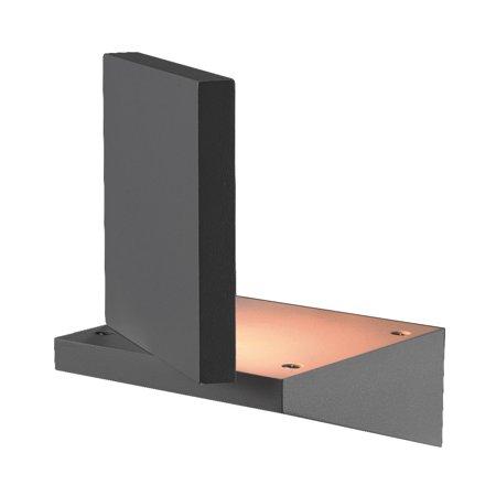 60 Lcd Wall - Eurofase Lighting 28283 Mana 60 Light LED Outdoor Wall Sconce