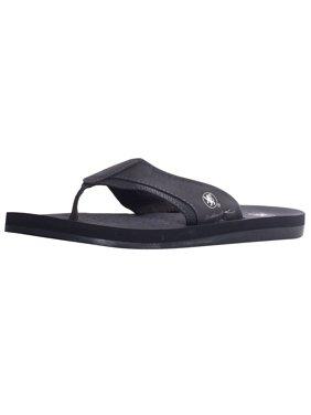 026ed7d9c226d4 Product Image Men s Comfort Strap Poolside Casual Beach Flip Flop Sandals