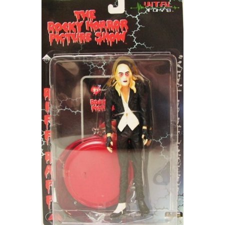 The Rocky Horror Picture Show Collectible Riff Raff Figure By Vital Toys