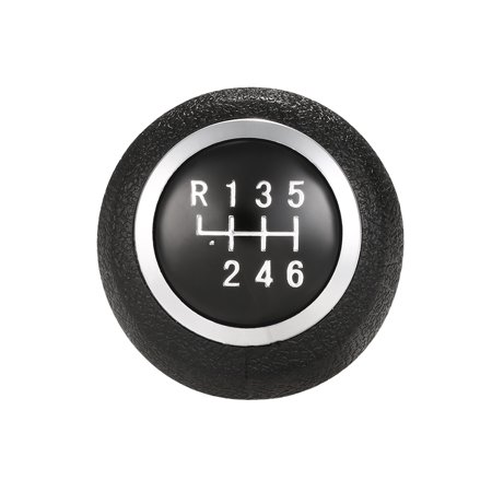 Gear Stick Shift Knob Head Lever Adapter Manual 6-Speed Transmission for Chevrolet 2008-2012 - image 5 of 7