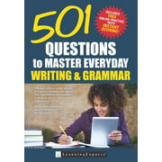 501 Questions to Master Everyday Grammar and Writing (Paperback)
