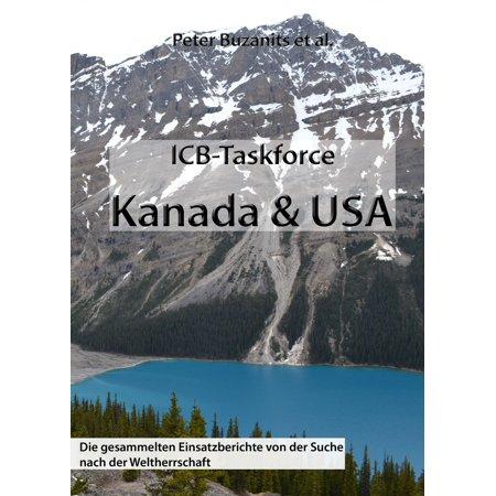 ICB-Taskforce Kanada & USA - eBook (Günstige Gläser Kanada)