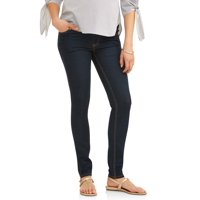 Oh! Mamma Maternity Skinny Jeans with Demi Panel