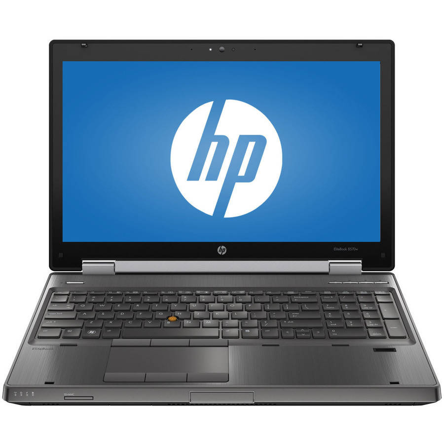 "Refurbished HP EliteBook 8570W 15.6"" Laptop, Windows 10 Pro, Intel Quad Core i7 Processor, 16GB RAM, 750GB Hard Drive"
