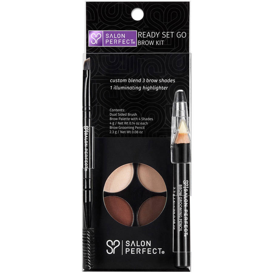Salon Perfect Perfect Brow Defining Kit, 3 pc
