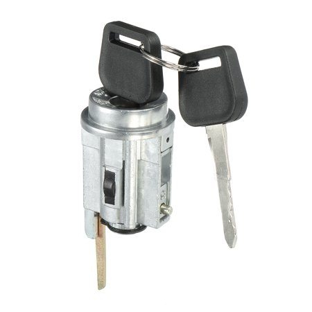 - Ignition Lock Cylinder Tumbler With key For  Corolla Geo Prizm 1998 1999 2000 2001 2002