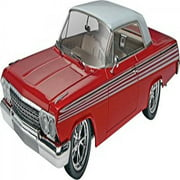 1962 Chevy Impala 1/25 Scale Plastic Glue And Paint Model Car Kit