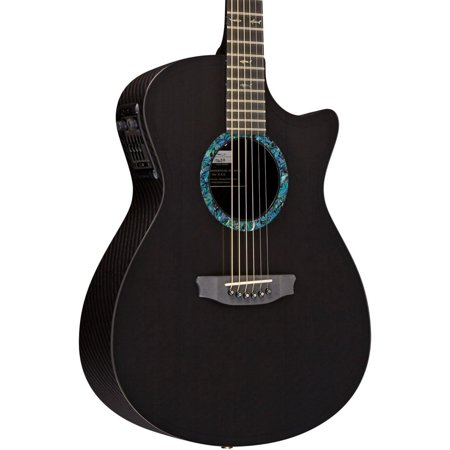 Rainsong Concert Series Orchestra Acoustic Electric Guitar Graphite