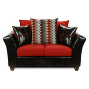 34 in. Cynthia Upholstered Loveseat