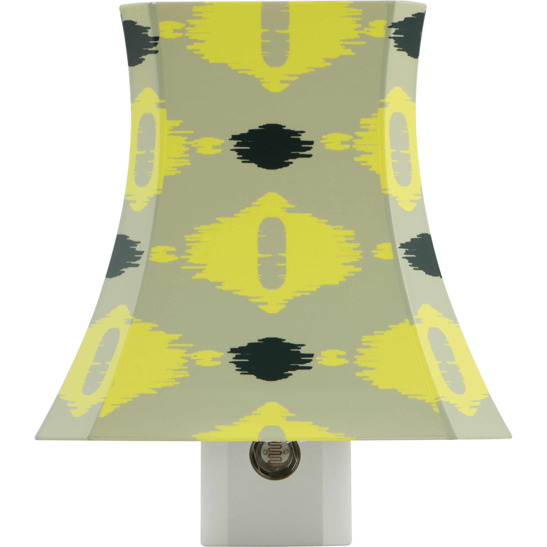 GE Traditional Lamp Yellow Night Light