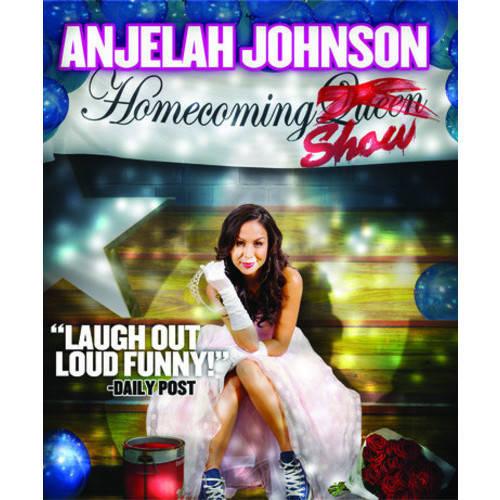 Anjelah Johnson: The Homecoming Show (Blu-ray)