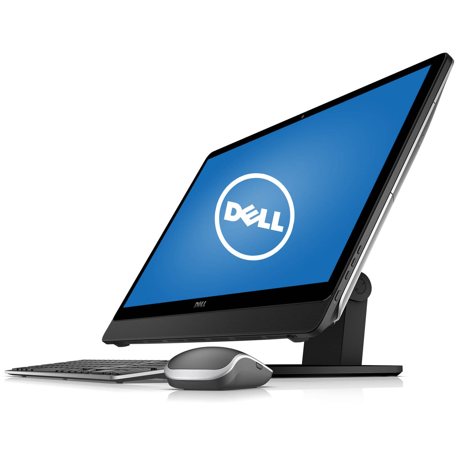 Dell Inspiron 24 5000 24-5459 All-in-One Computer - Intel Core i5 i5-6400T 2.20 GHz - Silver - 8 GB DDR3L SDRAM RAM - 1 TB HDD - DVD-Writer - Intel HD Graphics 530 - DDR3L SDRAM Graphics -