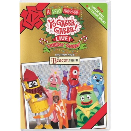 YO GABBA GABBA-VERY AWESOME YO GABBA GABBA LIVE HOLIDAY SHOW (DVD) (DVD) for $<!---->